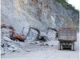 Một ngày làm việc tại mỏ...